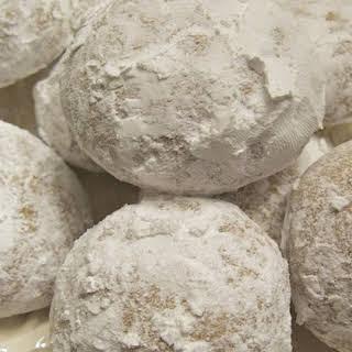 German Pfeffernusse Cookies.