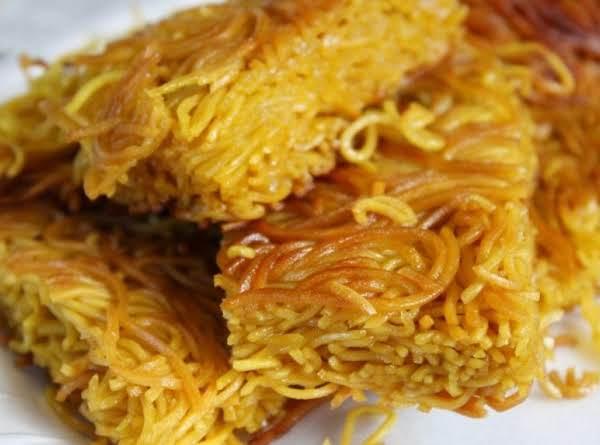 Basic Chinese Cake Noodle Recipe