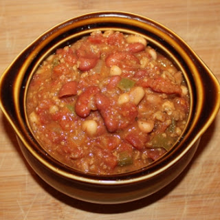 Mexican Lager Chili