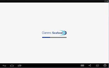 Clamms Seafood screenshot thumbnail
