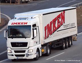 Photo: IMKEN TGX  ----->   just take a look and enjoy www.truck-pics.eu