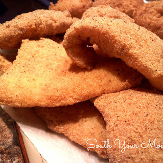 Dipping Sauce Fried Fish Recipes.
