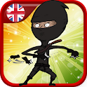 ninja games free for toddlers icon