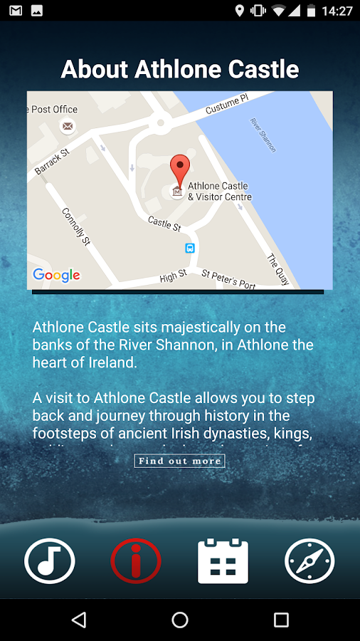 Athlone Castle- screenshot