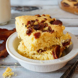 Maple Bacon Cornbread