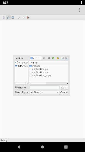 Pydroid repository plugin screenshot 4