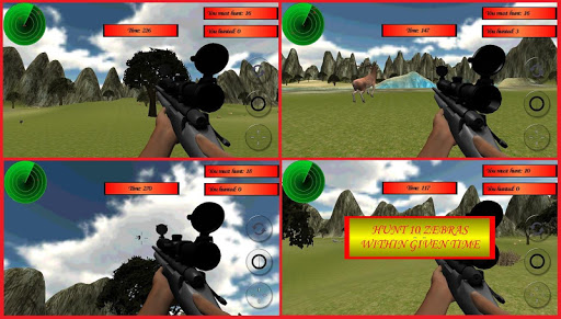 ANIMAL HUNTER 2015 SNIPER 3D