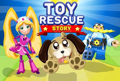 Toy Rescue Story - a 2D puzzle- screenshot thumbnail