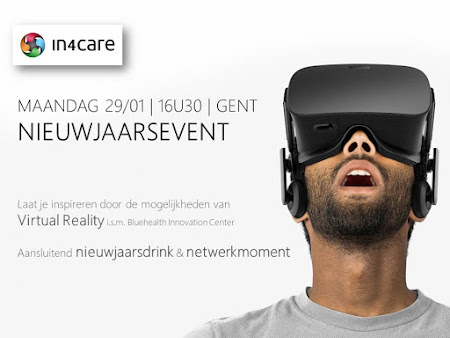 In4care nieuwjaarsevent