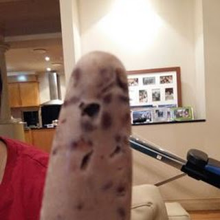 Red Bean/Coconut/Pulot Hitam Popsicles