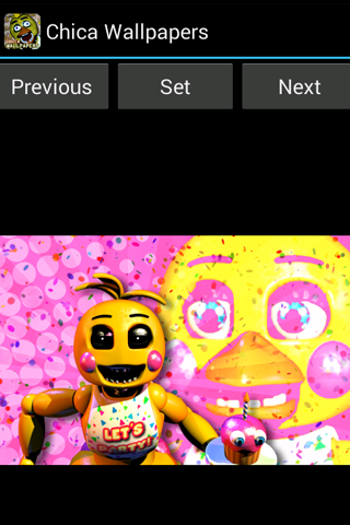 FNAF Wallpapers : Chica