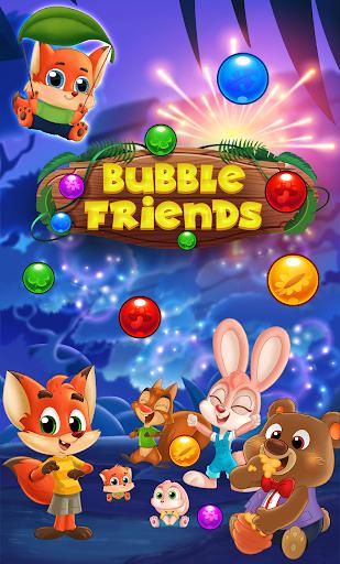 Bubble Friends Bubble Shooter Pop apktram screenshots 6