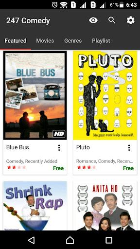 247 Comedy Movies & TV 9.5 screenshots 2