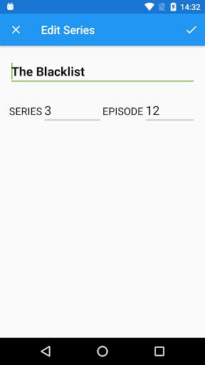 Episode Tracker 2.11.2 screenshots 2