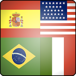 Juego de Banderas del mundo Icon