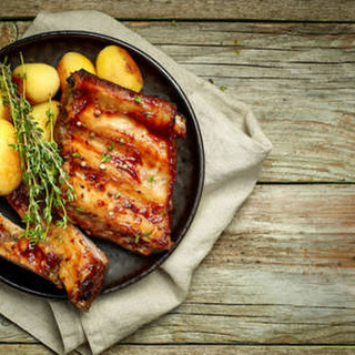 Crockpot Ribs & Potatoes Recipe