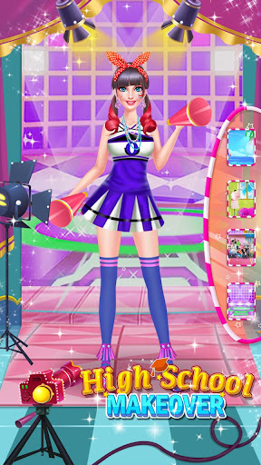 School Makeup Salon apkpoly screenshots 20