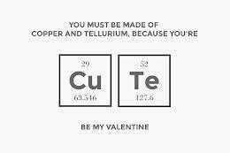 Copper & Tellurium - Postcard item