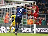 """L'Excel a laissé passer sa chance à l'Antwerp: """"J'avais le 2-2 au bout du pied, c'est frustrant"""""""