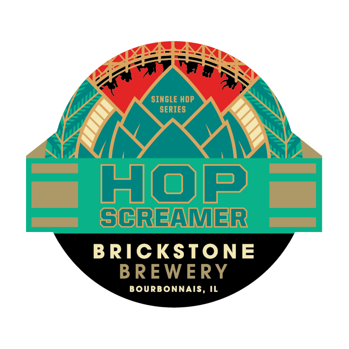 Logo of Brickstone HopScreamer