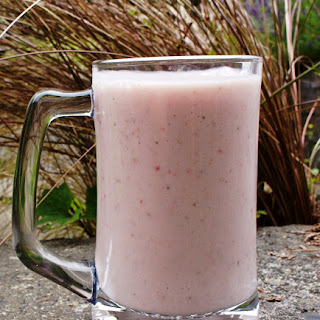 Fresh Strawberry Banana Smoothie