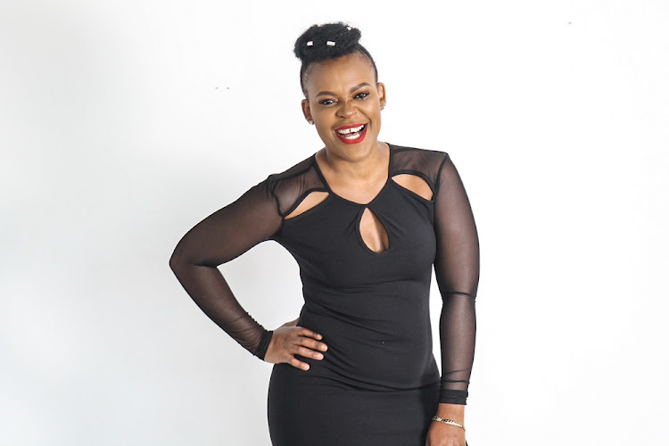 Video: Half-naked Zodwa Wabantu has every man touch her
