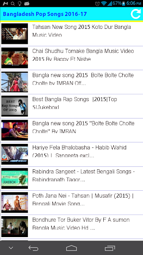 Bangladesh Pop Songs 2016