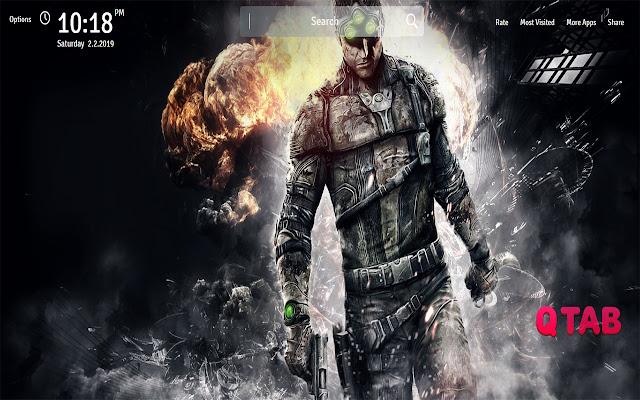 Tom Clancys Splinter Cell Wallpapers