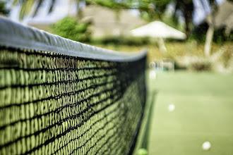Photo: Tennis