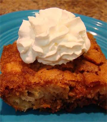 Aunt Essie's Apple Brownies