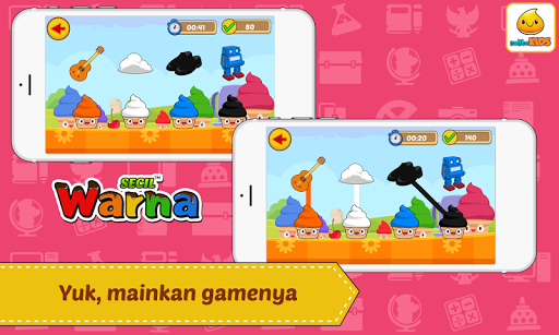 Belajar Warna + Suara  screenshots 5