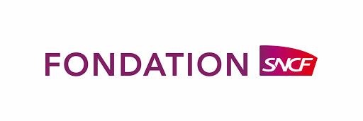 Logo fondation SNCF mécénat d'entreprise