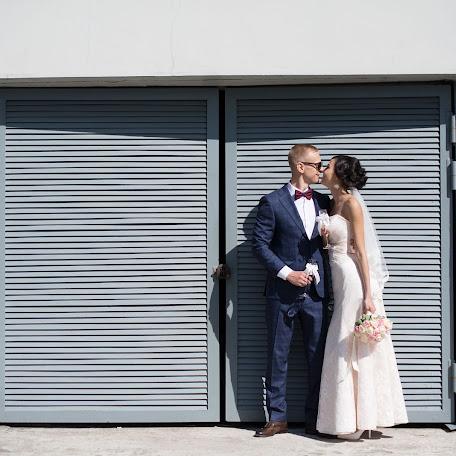 Wedding photographer Oksana Nuopponen (Asparagus). Photo of 08.10.2017