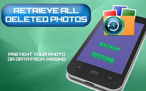 Retrieve All Deleted Photos