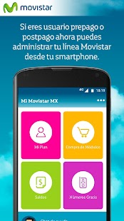 Mi Movistar MX: miniatura de captura de pantalla
