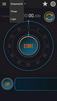 Stopwatch Timer - screenshot