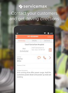 ServiceMax Sum 16 for Android - náhled