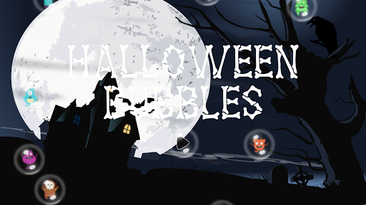 Halloween Bubbles for Kids