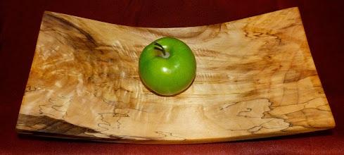 Photo: spalt figured maple