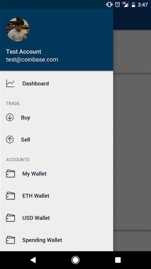 Bitcoin wallet address coinbase app - Bitcoin price usd bitstamp guide
