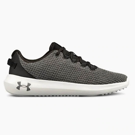 Under Armour Ripple Training Shoe Black/Graphite/Graphite Stl: 38 1/2