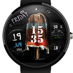 Ice Cream Club - Watch Face Icon