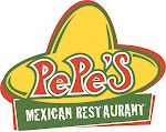 Logo for Pepe's Mexican Food