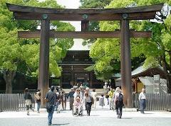 Visiter Sanctuaire Meiji Jingu