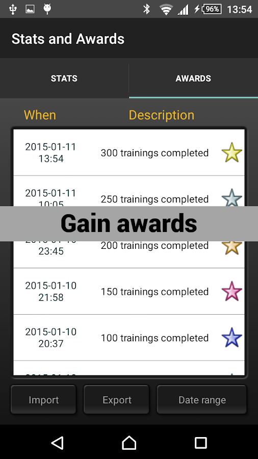 Interval Timer 4 HIIT Training- screenshot