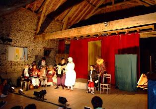 Photo: Château de Gardères - Journées Européennes du Patrimoine 2011, les 17 et 18 septembre 2011 - Visite des jardins et du château, ateliers d'artisans, pièce de théâtre...