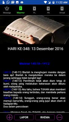 Suka Membaca Alkitab - screenshot