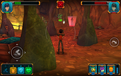 Slugterra: Dark Waters screenshot 8