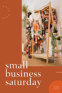 Shop Small Now - Pinterest Pin item