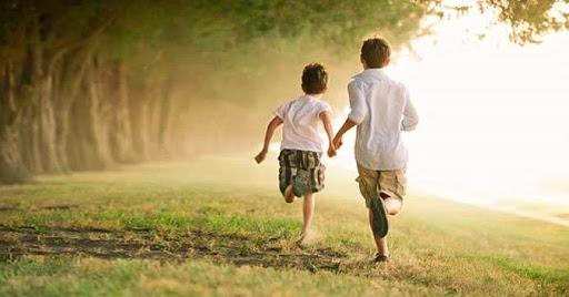 Lòng nhân ái của con trẻ bắt đầu từ đâu